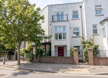 Thumbnail 3 bed town house for sale in Lightermans Way, Ingress Park, Greenhithe