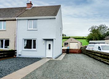 Thumbnail 2 bed semi-detached house for sale in Chain Terrace, Creetown