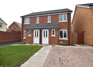 Thumbnail 2 bed semi-detached house for sale in Weasel Avenue, Droitwich, Worcestershire