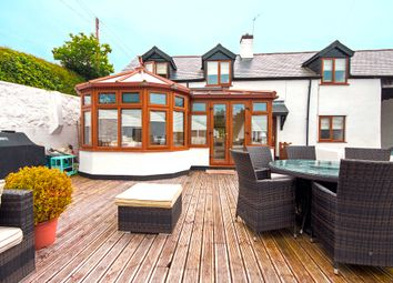 Thumbnail 4 bed link-detached house for sale in Glan, Glan Conwy