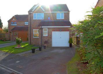 Thumbnail 3 bed detached house for sale in Old Farm Way, Brayton, Selby