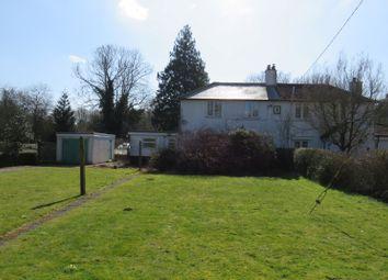 Thumbnail 3 bed semi-detached house for sale in Church Road, Ketteringham, Wymondham, Norfolk