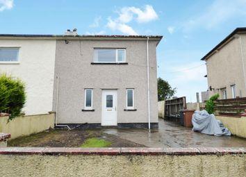 Thumbnail 3 bed semi-detached house for sale in Glebe Road, Distington, Workington, Cumbria