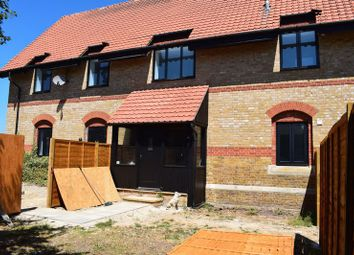 Thumbnail 3 bedroom terraced house to rent in Moor Hall Road, Harlow