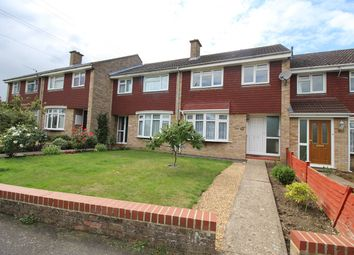 Thumbnail 4 bedroom terraced house to rent in Church Lane, Bedford