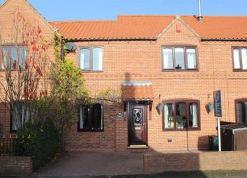 Thumbnail 3 bed terraced house for sale in Trent Lane, South Clifton, Newark