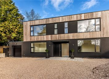 Thumbnail 5 bed detached house for sale in Uplands Road, Winchester, Hampshire