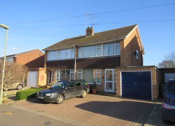 Thumbnail Semi-detached house for sale in Nuffield Drive, Banbury