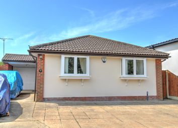 Thumbnail 2 bed detached bungalow for sale in Bartlett Drive, Whitstable