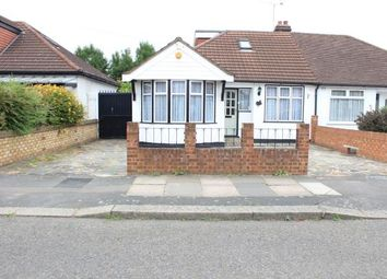 Thumbnail 3 bed bungalow for sale in Berkeley Avenue, Clayhall, Ilford