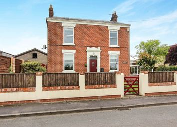 Thumbnail 4 bed detached house for sale in Darkinson Lane, Lea Town, Preston