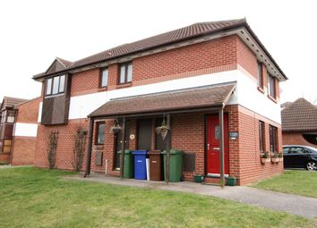Thumbnail 2 bed maisonette to rent in Vexil Close, Purfleet