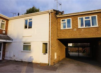 Thumbnail 1 bed maisonette for sale in Melton Close, Clacton-On-Sea