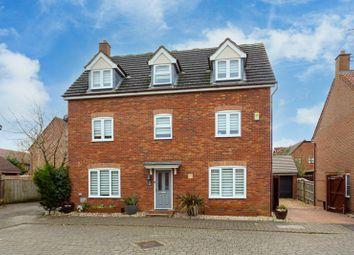 5 bed detached house for sale in Wadworth Holme, Middleton, Milton Keynes MK10