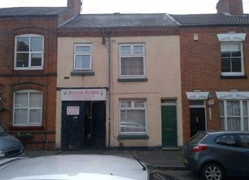 Thumbnail 4 bed terraced house for sale in Avenue Road Extension, Leicester