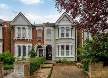 Thumbnail 5 bed semi-detached house for sale in Montague Road, Ealing, London