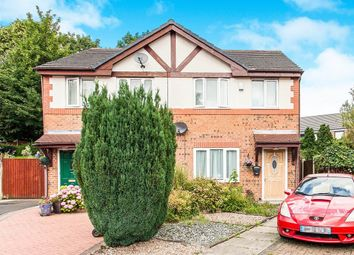 Thumbnail 3 bed semi-detached house for sale in Sandywood, Salford