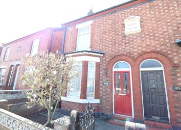 Thumbnail 3 bed semi-detached house to rent in Crook Lane, Winsford