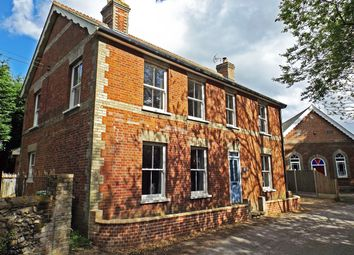 Thumbnail 4 bedroom detached house for sale in Church Lane, Sparham, Norwich