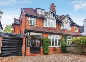 Thumbnail 4 bed semi-detached house for sale in Station Road, Loughton
