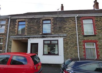 Thumbnail 3 bed terraced house to rent in Station Road, Crynant, Neath.