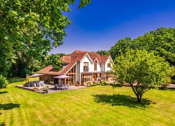 Thumbnail 6 bed detached house for sale in Foxfield, Goring Heath
