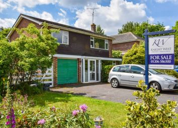 Thumbnail 4 bed detached house for sale in Wroxham Close, Colchester, Essex