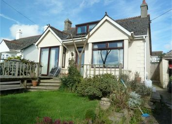 Thumbnail 4 bed detached bungalow for sale in Parka Road, St Columb Road, St Columb, Cornwall
