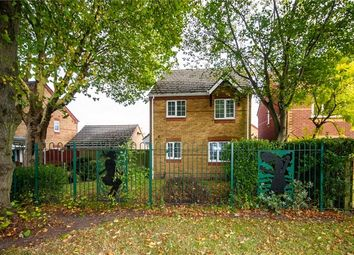 Thumbnail 3 bed detached house for sale in Exmoor Green, Wednesfield, Wolverhampton, West Midlands