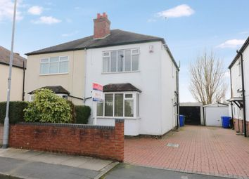 Thumbnail 2 bed semi-detached house for sale in Newmill Street, Milton, Stoke On Trent