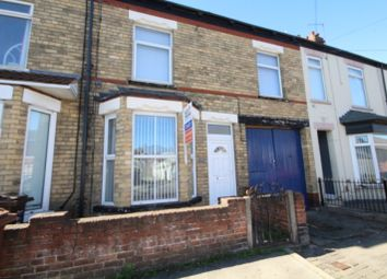 Thumbnail 3 bedroom terraced house to rent in Aberdeen Street, Hull