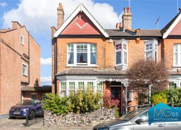 Hertford Road, East Finchley, London N2. 5 bed semi-detached house for sale
