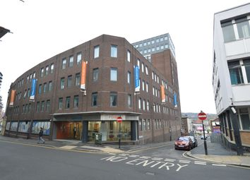 Thumbnail 1 bed flat for sale in New Bank House 100 Queen Street, Sheffield