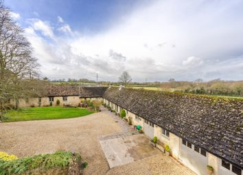 Thumbnail 4 bed barn conversion for sale in Grittleton, Chippenham