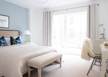 Thumbnail 2 bed duplex for sale in 201, 34 Brumwell Avenue, Greenwich
