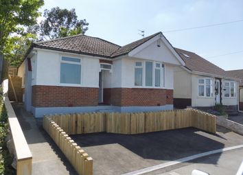 Thumbnail 2 bedroom detached bungalow for sale in Livingstone Road, Parkstone