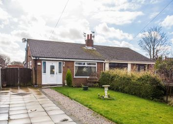 Thumbnail 3 bedroom semi-detached bungalow for sale in Airton Place, Wigan