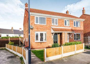 Thumbnail 3 bed semi-detached house for sale in Marsh Lane Gardens, Kellington, Goole