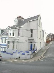 Thumbnail 7 bed town house to rent in Prince Maurice Road, Mutley, Plymouth