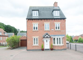 Thumbnail 5 bed detached house for sale in Horseshoe Crescent, Great Barr, Birmingham
