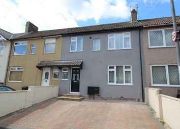 Thumbnail 3 bed terraced house for sale in Jersey Avenue, Brislington, Bristol
