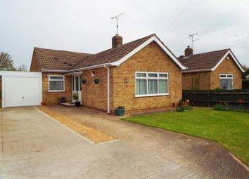 Thumbnail 3 bed bungalow for sale in Ellwood Avenue, Stanground, Peterborough, Cambridgeshire