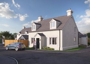 Thumbnail 3 bedroom semi-detached house for sale in Plot No 18, Triplestone Close, Herbrandston, Milford Haven