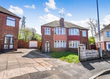 Thumbnail 3 bedroom semi-detached house for sale in Wrexham Avenue, Bentley, Walsall