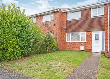 Thumbnail 3 bed terraced house for sale in The Limes, Peterborough