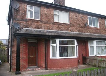 Thumbnail 1 bed flat for sale in Broadbent Avenue, Latchford, Warrington