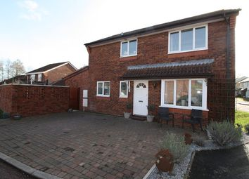 Thumbnail 4 bed property for sale in Strawberry Avenue, Exeter
