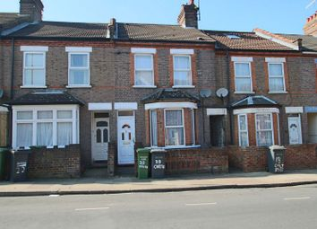 Thumbnail 3 bed terraced house to rent in Chiltern Rise, Luton