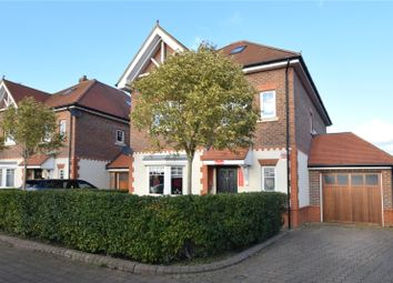 Thumbnail 5 bed detached house for sale in Kingshill Close, Bushey, Hertfordshire