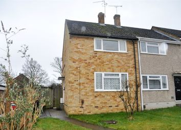 Thumbnail 2 bed end terrace house for sale in Lilac Close (Off Lime Walk), Moulsham Lodge, Chelmsford, Essex